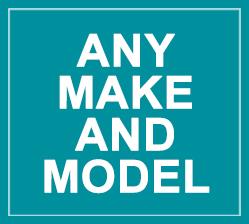 ANY MAKE & MODEL